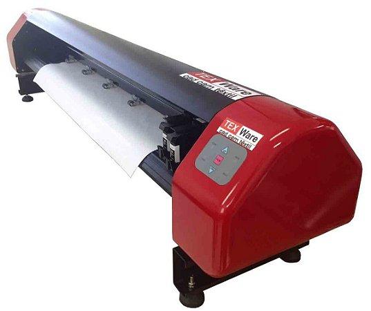 Plotter De Risco Para Confecção Texware Minijet 1m 70m²/h -USO AUDACES COMPATIVEIS -NOVA