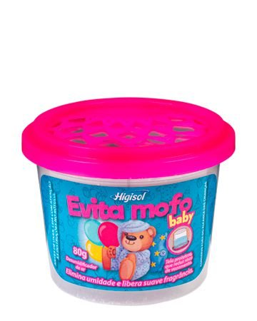 Evita Mofo Higisol 80g Baby 24 unidades