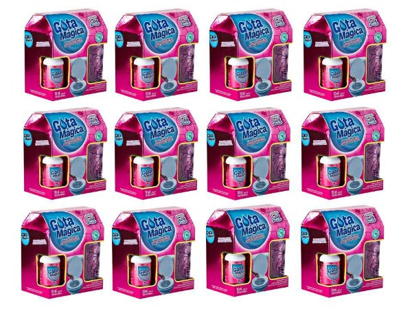 Gota Mágica Lady (edição especial) 10ml 12 unidades