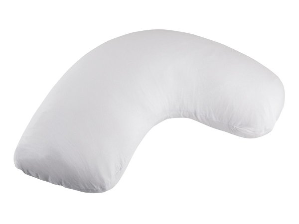 Almofada de Amamentação Basic Branco 21x86x38 Fibrasca