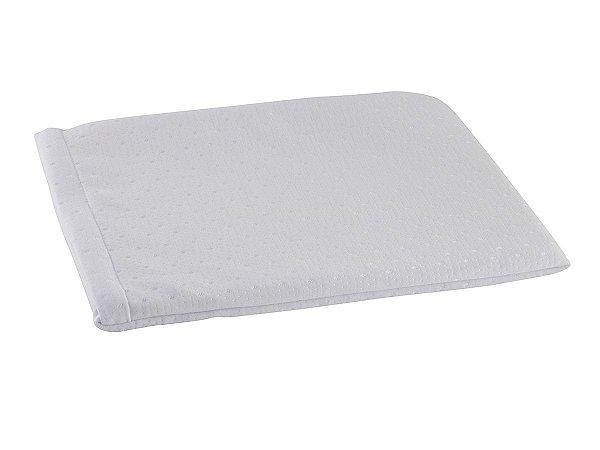 Kit 2 Travesseiros Favinhos De Mel Baby RN 0+ Alt 2cm + Travesseiro Favinhos De Mel Baby 6+ Alt 5cm Fibrasca
