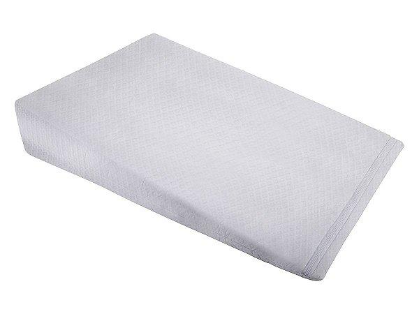Capa para Travesseiro Antirrefluxo Imperméavel com Tratamento Íons de Prata 60x83 Fibrasca