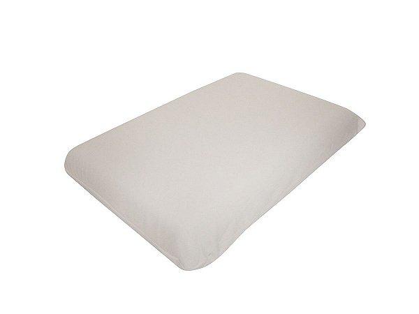 Travesseiro Elax Plus p/fronhas 50x70cm Fibrasca