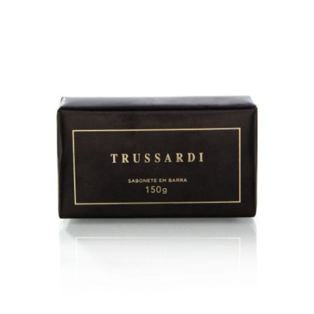 Sabonete em Barra Trussardi Nero 150g