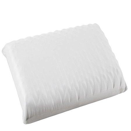 Travesseiro Nasa UP 3 Branco p/fronha 50X70cm Fibrasca