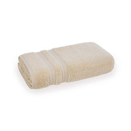 Toalha de Rosto Karsten Unika Areia 48x80cm 100%algodão