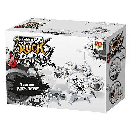 Bateria Infantil - Rock Party