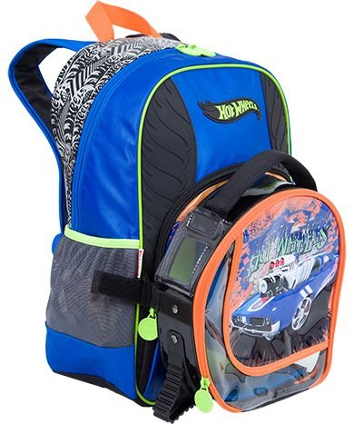 Mochila Hot Wheels - Sestini