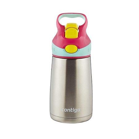 Squeeze Térmica - Contigo Infantil 295 ml Rosa