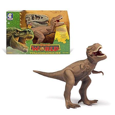 Dinossauro Tyranossauro Rex - Cotiplas