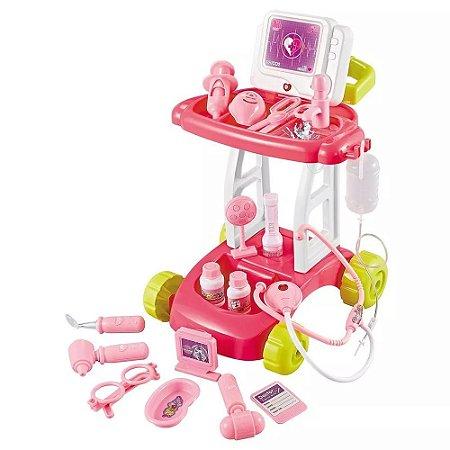 Carrinho Doutor Dm Toys