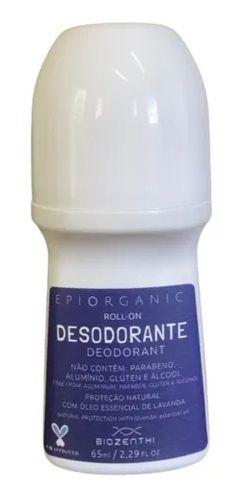 BIOZENTHI DESODORANTE ROLL ON EPIORGANIC LAVANDA 60ml