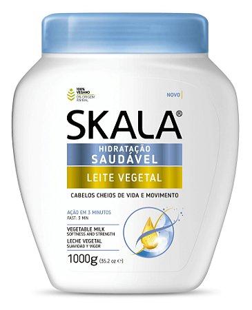 SKALA CREME DE TRATAMENTO LEITE VEGETAL 1kg