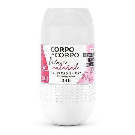 DAVENE DESODORANTE ROLLON CORPO A CORPO NATURAL 50ml