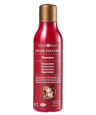 SURYA SHAMPOO COLOR FIXATION 250ML