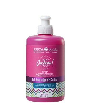 SURYA GEL MODELADOR CACHEOU 250ML