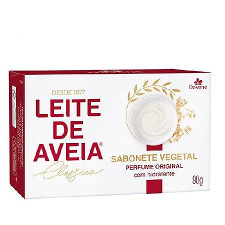 DAVENE SABONETE LEITE DE AVEIA CLÁSSICO 90g