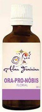ALMA FEMININA FLORAL DE ORA-PRO-NÓBIS 30ml