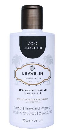 BIOZENTHI LEAVE-IN COM ÓLEO DE COCO 200ml