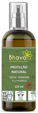 BHAVA REPELENTE NATURAL 120ml