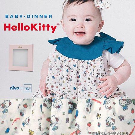 Baby Dinner Hello Kitty niva by close2u® acaba de desembarcar do Japão para uma dupla comemoração