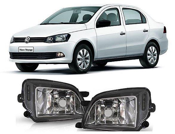 Kit Farol de Neblina/ Milha Volkswagen Voyage G6