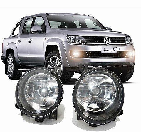 Kit Farol de Neblina/ Milha Volkswagen Amarok 2010 a 2014