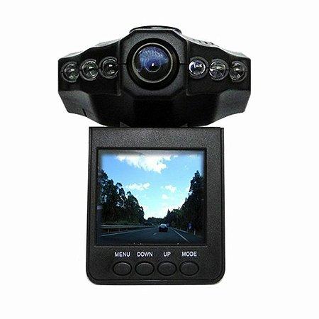 Câmera Filmadora Veicular HD DVR