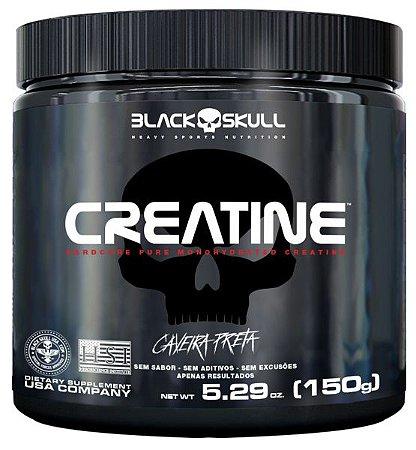 Creatine Black Skull