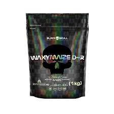 WaxyMaze D-R (1kg) - Black Skull