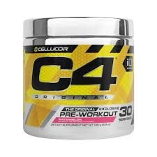 C4 Pre-Workout (30doses) - CELLUCOR