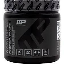 Assault Black - MusclePharm