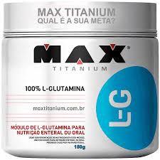 Glutamine L-G - MAX TITANIUM