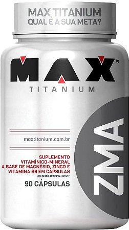 ZMA - (90caps) MAX TITANIUM