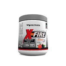 X-Fire Thermogenico - Nutrata