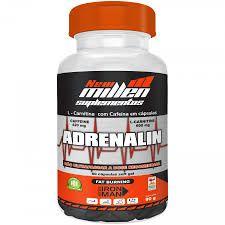 Adrenalin L-Carnitine + Cafeine - NEW MILLEN