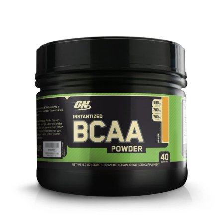 BCAA 5000 Powder - 260g - Optimum Nutrition