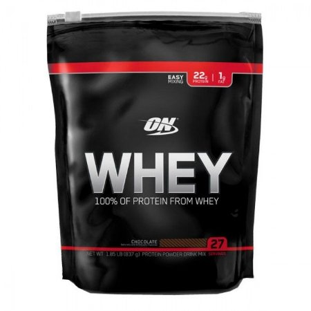 100% Whey Protein - 824g - Optimum Nutrition