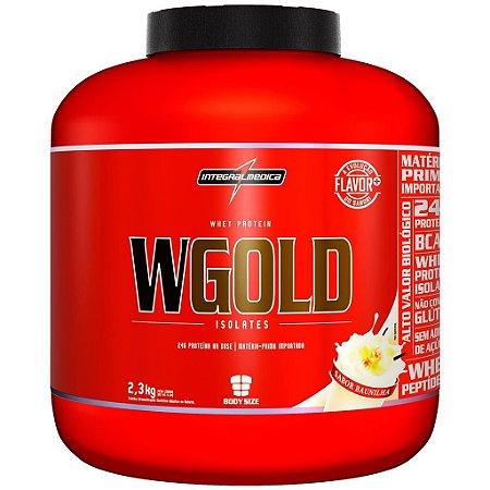 WGold - 2.3kg - Integralmedica