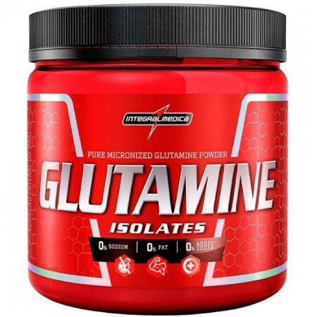 Glutamine Isolates - 300g - Integralmedica