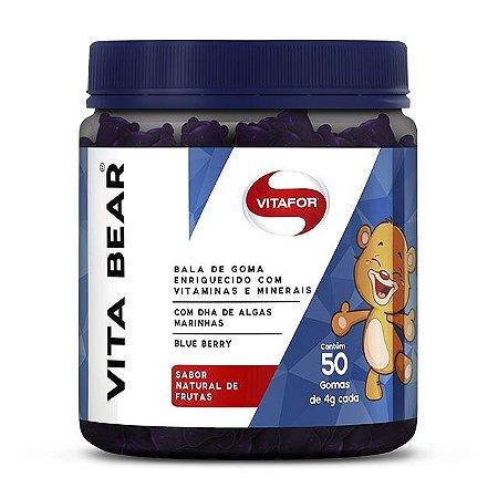 Vitabear - 50 Gomas - Vitafor