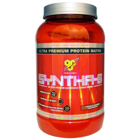 Syntha 6 - 2.91 Lbs - BSN