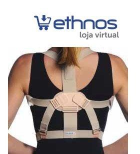Espaldeira Elástica para Postura