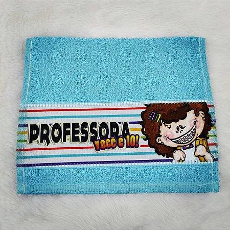 TOALHA DE MÃO DIA DOS PROFESSORES