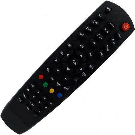 Controle remoto original Duosat