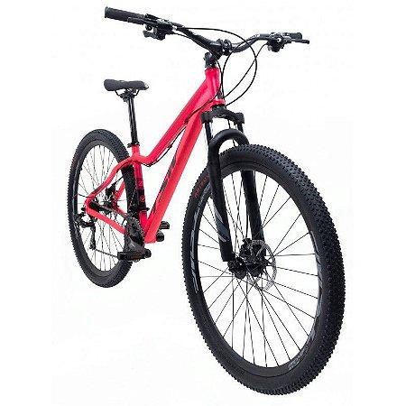 Bicicleta 29 Tsw Posh 21v Rosa 2019 Bike Feminina 10 x sem Juros R$ 179,90