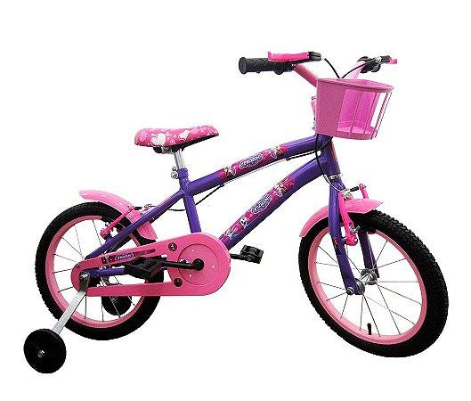Bicicleta Infantil 16 Frozen