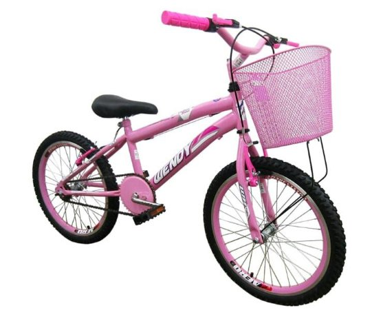 Bicicleta Wendy Aro 20 Feminina
