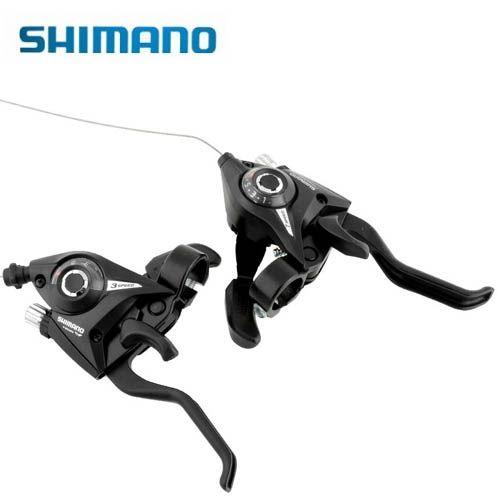 Alavanca Passador Shimano Ez Fire 7v