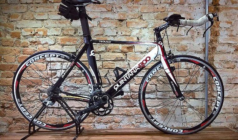 Bicicleta Quintana Roo Tequilo usada 56